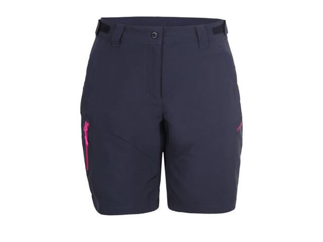 Icepeak Saana Pantalones cortos Mujer, anthracite